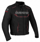 Bering Forcio Textile Jacket Black/Red